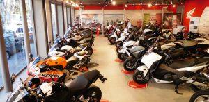 Motostar Concessionaria Honda | Showroom Milano