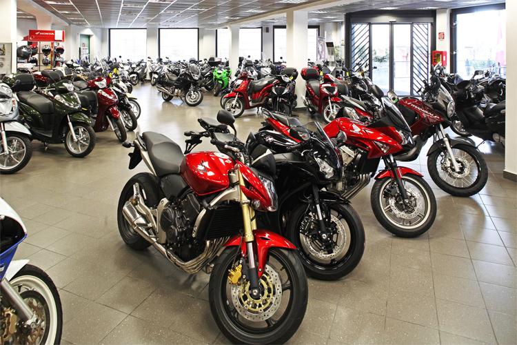vendita moto e scooter concessionaria honda | motostar milano