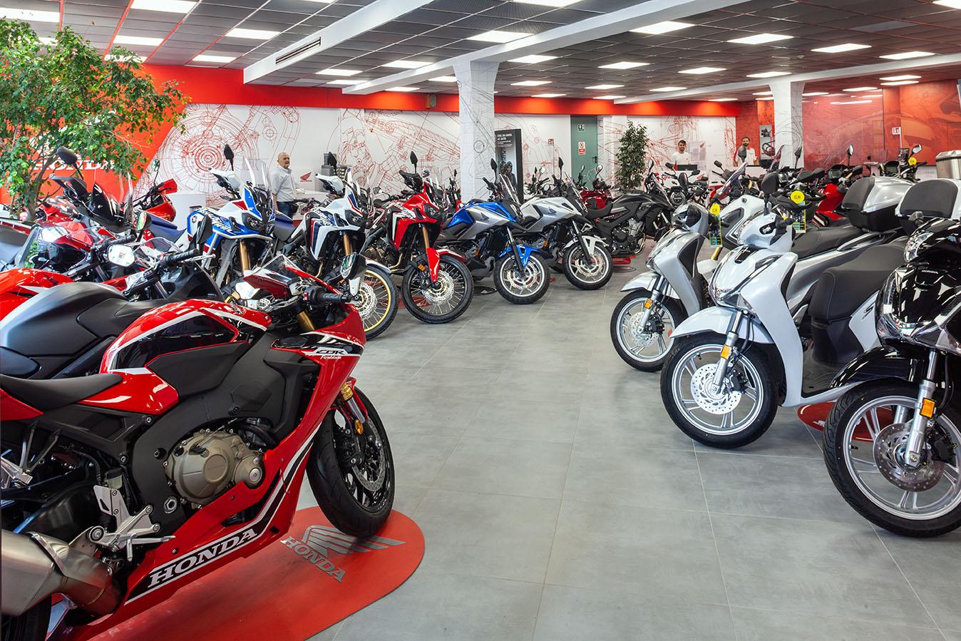 Vendita Moto E Scooter Concessionaria Honda Motostar Milano