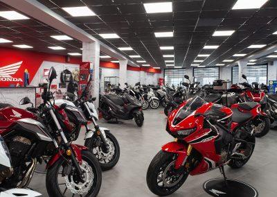 Tanti modelli da vedere e provare nella nostra concessionaria Honda!