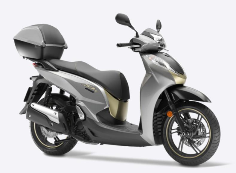Ultimi giorni per l'acquisto agevolato di Honda SH300i
