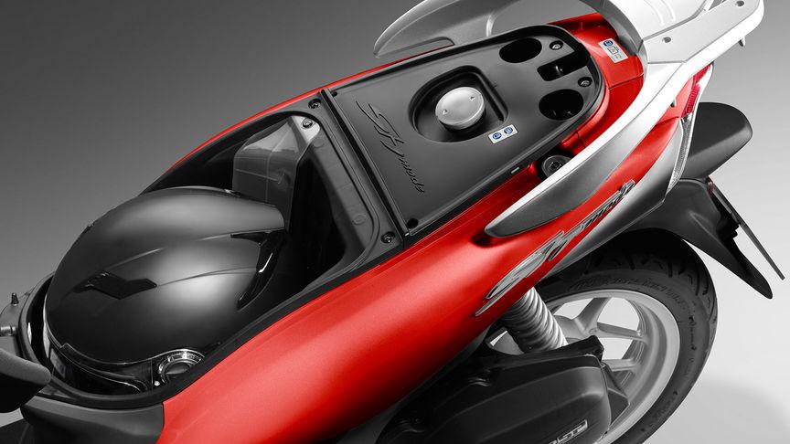 Sh 125 Mode Scooter Honda