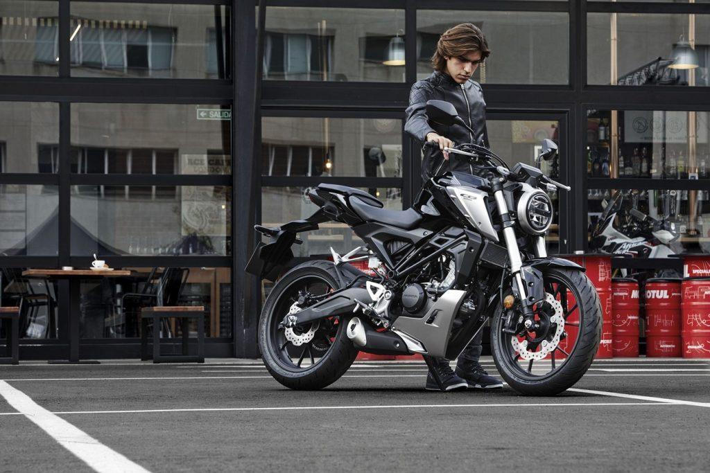 Honda CB300R e CB125R