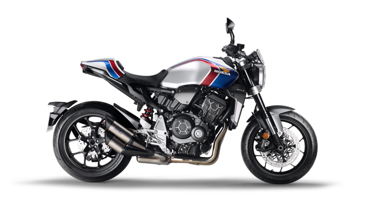 NUOVA HONDA CB1000R+ LIMITED EDITION