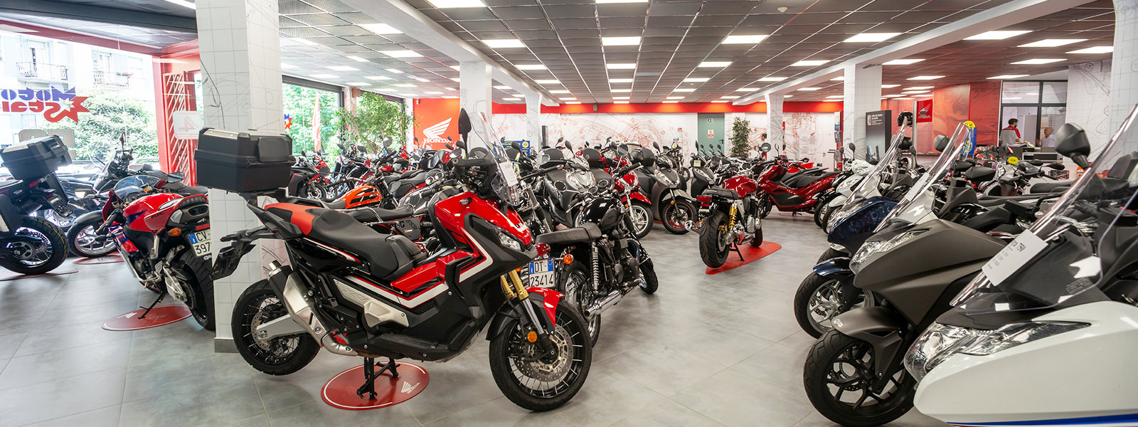 Sissi Moto Crema Usato vendita moto e scooter concessionaria honda | motostar milano
