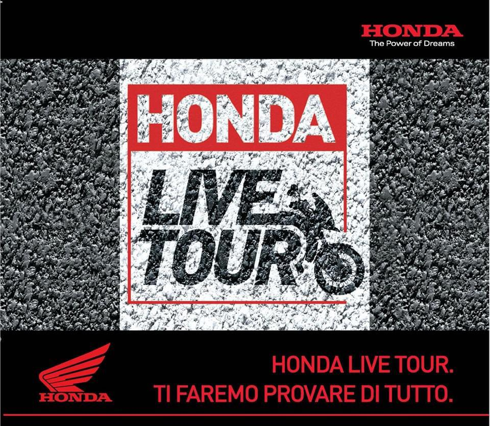 Honda Live Tour Bormio