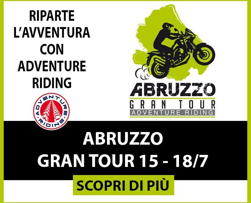 Primo Abruzzo Gran Tour dal 15 al 18 luglio